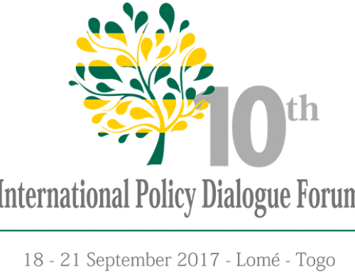 Annual meeting and 10° Policy Dialogue Forum of the International Task Force on TeachersLomé (Togo) 18 – 21 September 2017