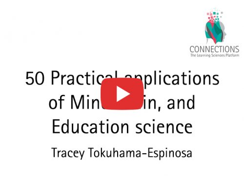 50 Practical Applications of Mind Brain, and Education Science