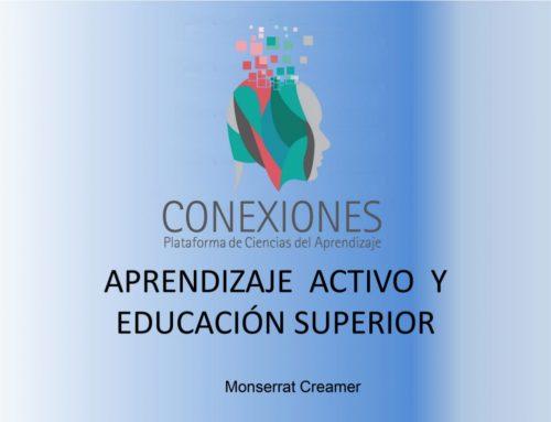 Aprendizaje activo y Educación Superior