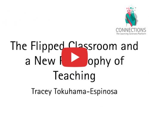 The Flipped Classroom and a New Philosophy of Teaching