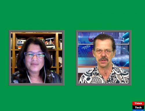 Interview about Sleep – ThinkTech Hawaii