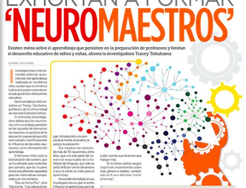 Exhortan a formar «neuromaestros» Diario El Norte (México)