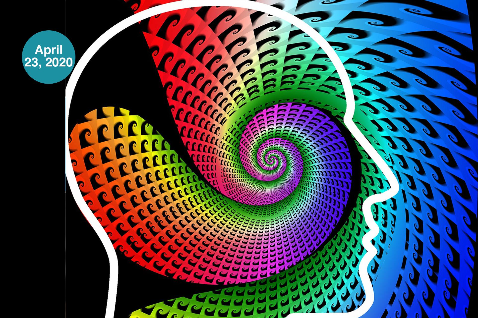 spiral thinking image