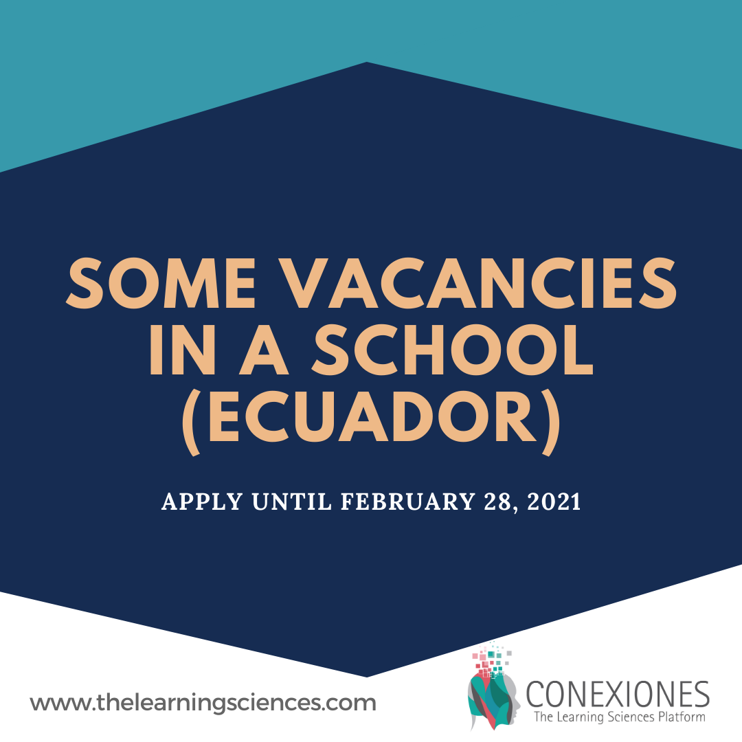 vacancies ecuador