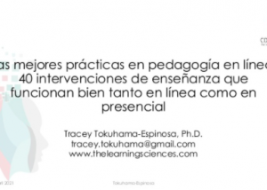 pedagogías en línea